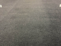 Cleaned Commercial carpet